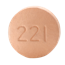 Recommended Dosing for JANUVIA® (sitagliptin): eGFR <30 mL/min/1.73 m2